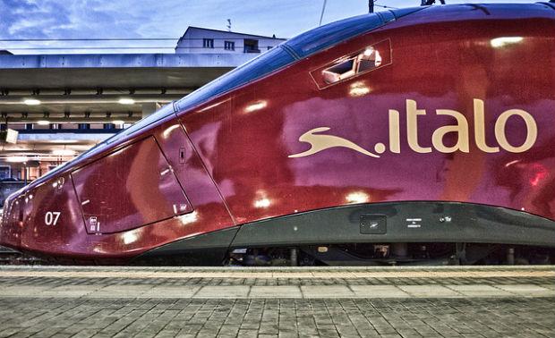 Sconto 50% su ITALO per viaggiare in tutta Italia