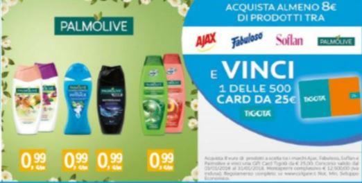 Da Tigotà a gennaio le offerte non finiscono mai! 500 Gift Card del valore di 25 euro
