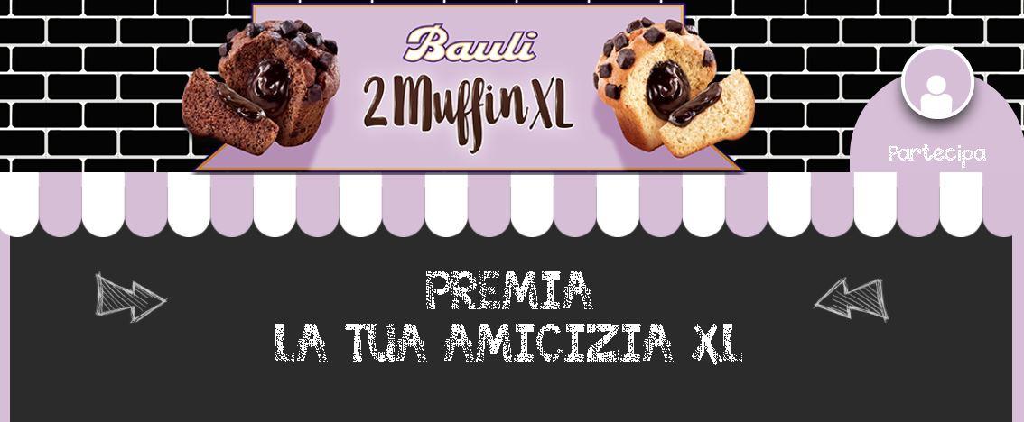 Stampa il buono sconto Bauli a partecipa al concorso Bauli premia la tua Amicizia XL.